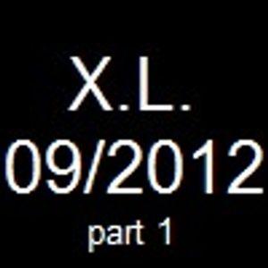 DJ Xavier Lopez Pomo Set September 2012 - part 1