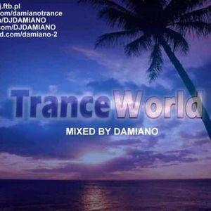 DaMiaNo Trance World 044 (Prywatka) Radio Sudety 96.4 FM
