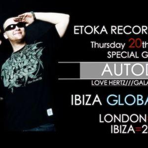 Etoka Session with Autodeep on Ibiza Global Radio