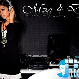 MZQ4DJs Top 10 Underground #5 mixed by TudorM (2doR)