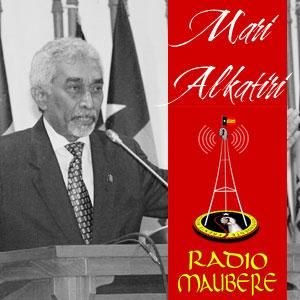 Camarada SG Mari Alkatiri: Chefe de Estado tenki sai símbolo unidade nasional
