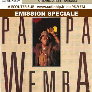 #61-Emission Spéciale- PAPA WEMBA (ZAIRE)