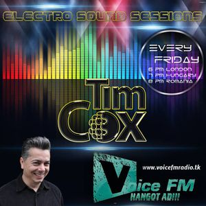 Electro Sound Sessions with Tim Cox Ep. 52