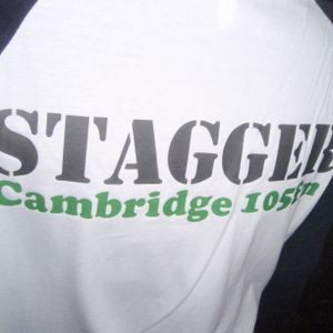 Stagger: 23rd July 2012