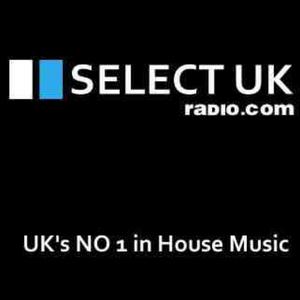 craig james @ select uk radio 11/11/11