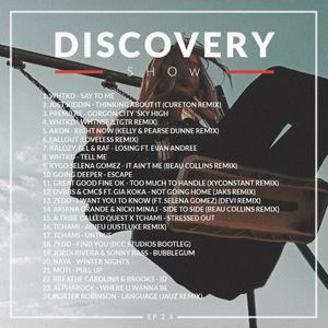 DISCOVERY SHOW 2.6