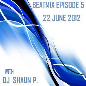 DJ SHAUN's BEATMIX EPISODE 5 (JUNE 22, 2012)
