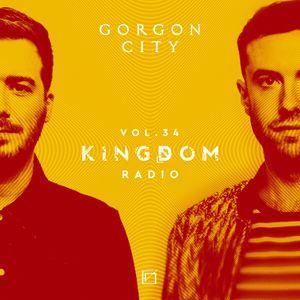 Gorgon City KINGDOM Radio 034 Live from the KINGDOM TOUR