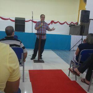 Inteira Santificação Retiro de Pastores Nazarenos do Norte e Nordeste - Palestra 1