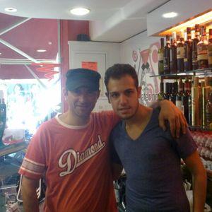 Podcast Happy hour Bar Pedro Salerno 21/10/12 live su Radio MPA