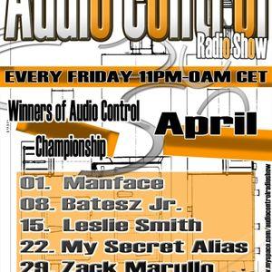 Batesz Jr. Guest mix @ Audio Control - Winners of Championship