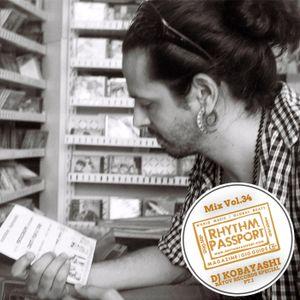 Rhythm Passport Mixes Vol. 34: DJ Kobayashi (Batov Records Special PT.1)