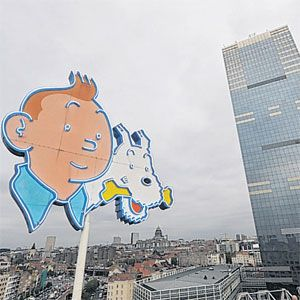 Independent Travel: Michael Farr and Tintin
