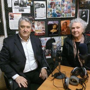 Συνέντευξη της ηθοποιού Λήδας Πρωτοψάλτη στον Νίκο Γιώτη