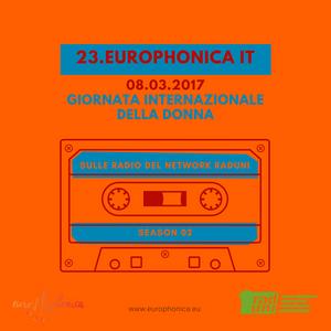 GIORNATA INTERNAZIONALE DELLA DONNA 08.03.2017