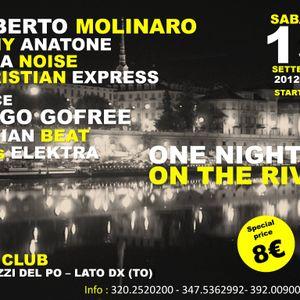 Tony Anatone & mc GoGoffrè @ Jam Club (Turin) 15-9-12