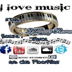 I Love Music DjHappy Raver 15