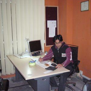 Bazm-e-Ghazal 01-01-08 with Ch. Tahir Abead on Rose FM 90 Mirpur (Maazi, Haal aur Mustaqbil)