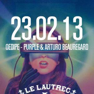 @ Le Lautrec, Paris, le 23 février 2013