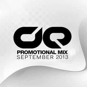 Alexandru Eftimie - Promotional mix September 2013