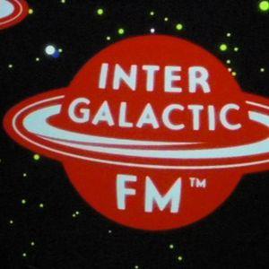 Live@Intergalactic FM - The Hague, Holland