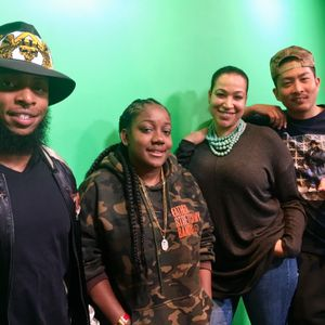 Bar Talk Radio with Tyra Myricks(Jam Master Jay Daughter)