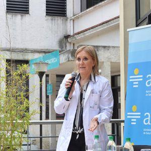 Dra Sandra Medina, Directora Hospital de Ojos, Jose Marti #PuntoDeVista