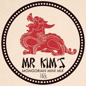 Mr Kim's Mongorian Mini Mix