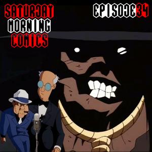"Saturday Morning Comics #34 ""Sunday Creep Show"""