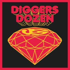 Aidan Leacy (Backatcha Records) - Diggers Dozen Live Sessions (July 2017 London)