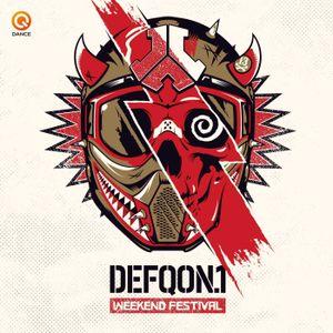 Kevin Hucker @ Defqon.1 Festival 2017