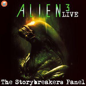 Storybreakers Alien 3 Dynamic Live Reading Panel