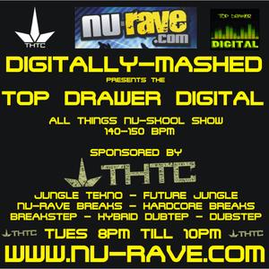 Digitally-Mashed TDD Show Live on www.nu-rave.com 21-06-11 Pt 2