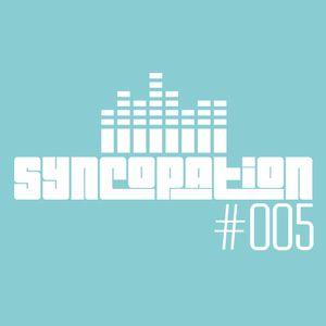 Christopher FaFa - Syncopation Podcast (Episode 005)