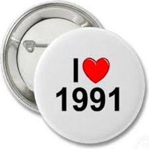 Nathan Davis -We love 1991 Vol 1