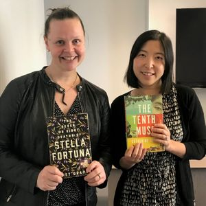 S2E6: Life Becomes Art (with Juliet Grames and Catherine Chung)