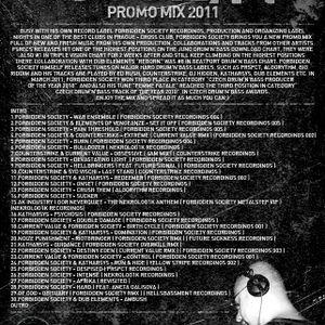 FORBIDDEN SOCIETY PROMO MIX 2011