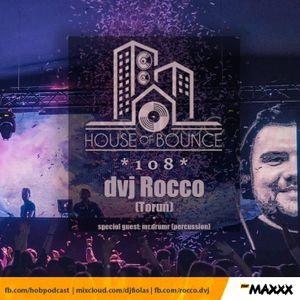House of Bounce #108 - dvj Rocco (Toruń)
