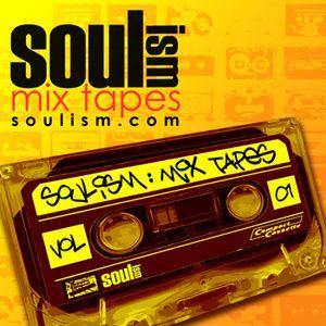 Soulism mix tapes 006 - arthur bros. – dance on eggshells – 6.24.12