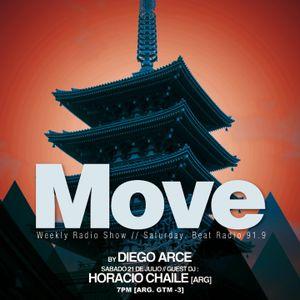 Move! 012 # Horacio Chaile # Guest DJ