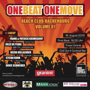 Deerk Hollaender - Live @ one beat one move Hachenburg