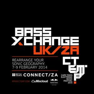 BassXchange Alien Virus Oko