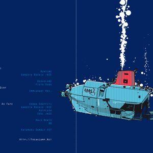 2krazy Deep Sub Diving #1
