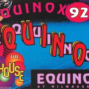 Carl Cox @ Equinox 1992 mix