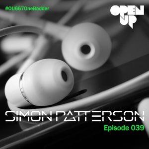 Simon Patterson - Open Up - 039