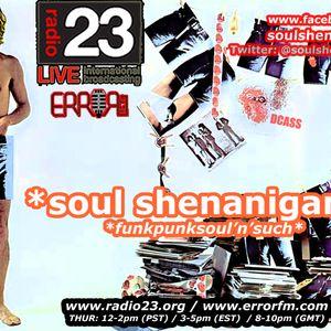182 Soul Shenanigans