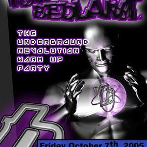 Mozz B2B Fracus- Total Bedlam- October 7th 2005