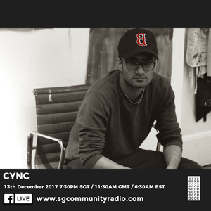 SGCR Radio Show #24 - 13.12.2017 Episode Part 1 ft. CYNC