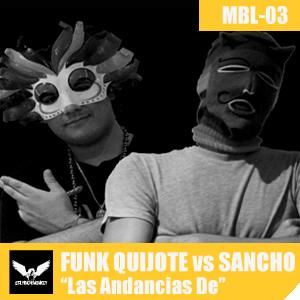 MBL003 - Funk Quijote vs. Sancho Danza - Las Andancias De