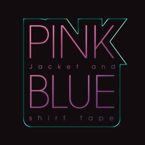 B] Pink Jacket and Blue Shirt - by Rebecca Rosa and Gino Ginelli